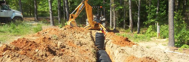 Septic Tank Installation | Burnley Sanitary Sewer & Drain Service - Augusta, GA